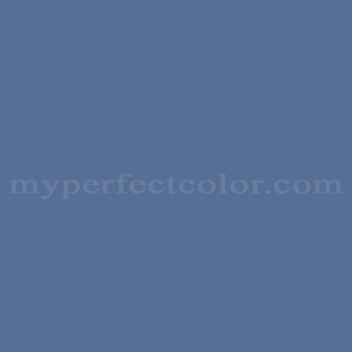 Match of Pittsburgh Paints™ 346-6 Blueberry Patch *