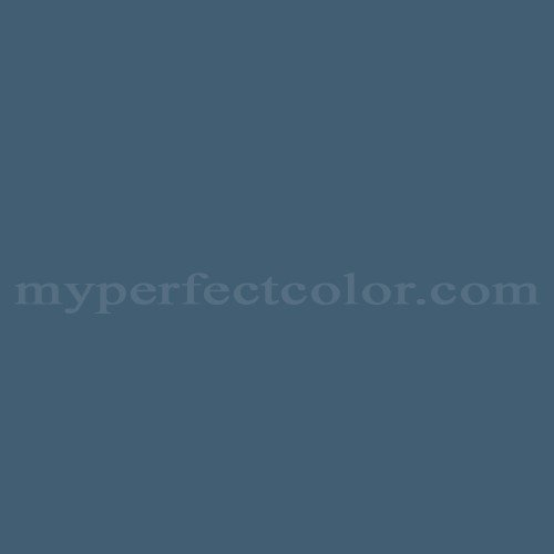 Match of PPG Pittsburgh Paints™ 448-6 Blue Fjord *