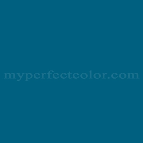 Match of Pittsburgh Paints™ 351-7 Blue Flame *