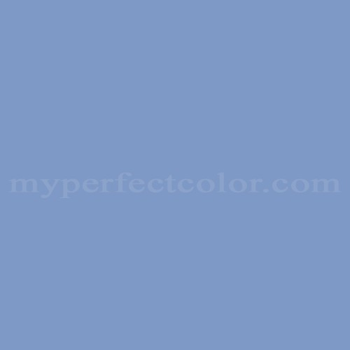 Match of Pittsburgh Paints™ 246-5 Blue Hyacinth *