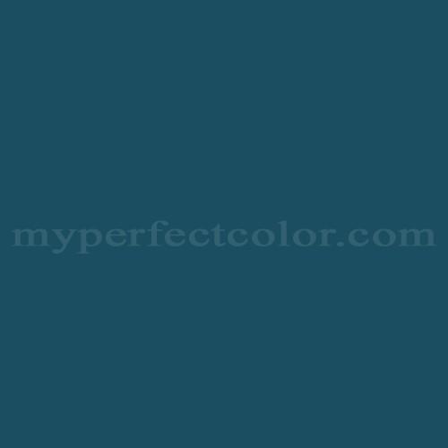 Match of Pittsburgh Paints™ 550-7 Blue Lava *