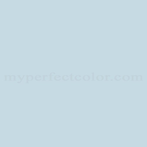 Match of Pittsburgh Paints™ 351-2 Blue Pearl *