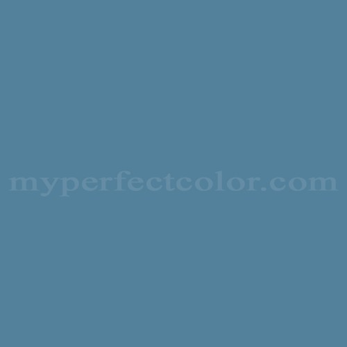 Match of Pittsburgh Paints™ 449-5 Blue Beads *
