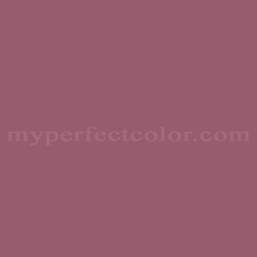 Match of PPG Pittsburgh Paints™ 437-6 Berries And Cream *