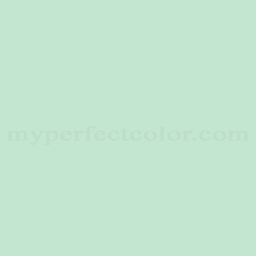 Match of Pittsburgh Paints™ 104-2 Dinner Mint *