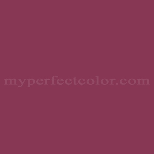 Match of Pittsburgh Paints™ 337-7 Cyclamen *