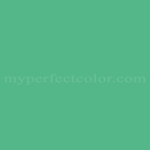Match of Pittsburgh Paints™ 104-5 Crisp Green *