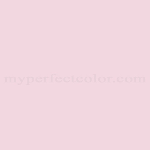 Match of Pittsburgh Paints™ 138-3 Cotton Candy *