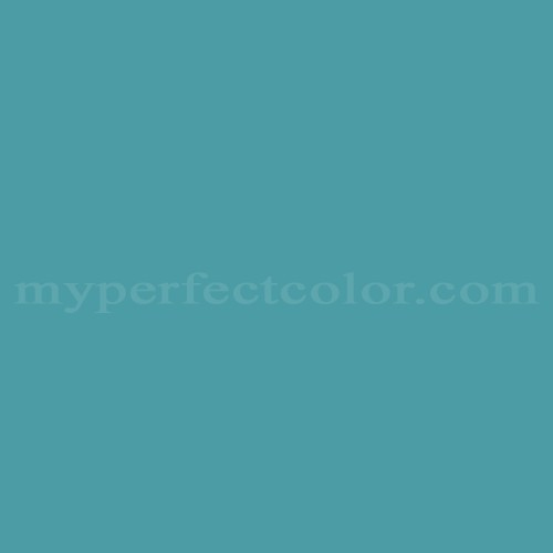 Match of Pittsburgh Paints™ 354-5 Acapulco Cliffs *