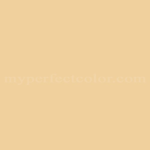 Match of Pittsburgh Paints™ 2313 Summer Gold *