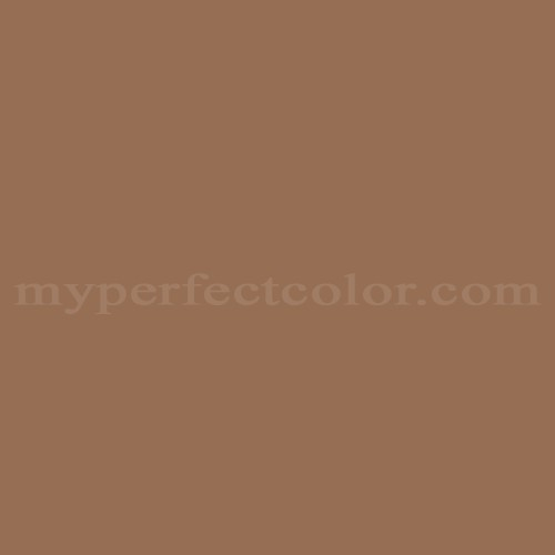 Match of Pittsburgh Paints™ SC-69 Summer Pecan *