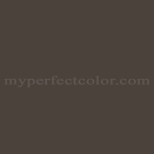 Match of Pittsburgh Paints™ 7636 Surrey Bronze *