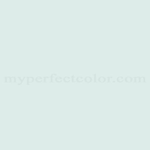 Match of Pittsburgh Paints™ 2708 Tidal Pool *