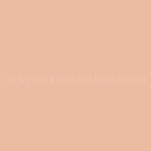 Match of Pittsburgh Paints™ 2241 Santa Fe Sunset *