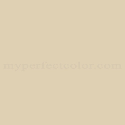 Match of Pittsburgh Paints™ ALM4 Sauterne Creme *