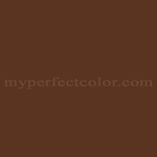 Match of Pittsburgh Paints™ 7615 Seal Brown *