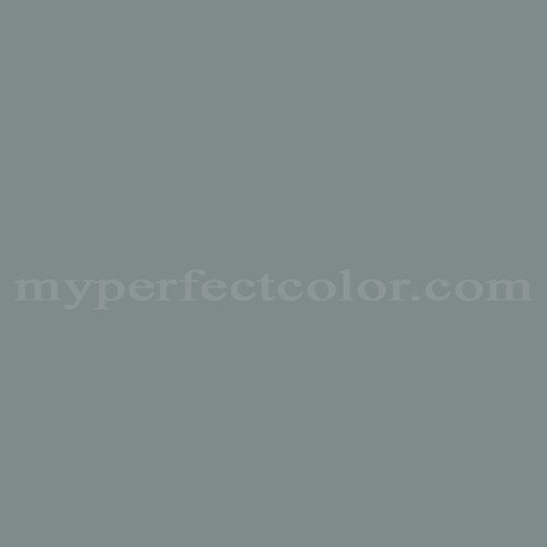 Match of Pittsburgh Paints™ CLR5 Slate Blue *