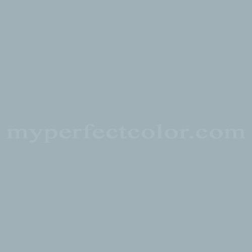 Color Match Of Pittsburgh Paints 2084 Smoky Mountain Blue