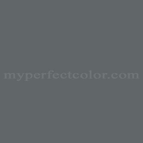 Match of Pittsburgh Paints™ 506-6 Cannon Gray *
