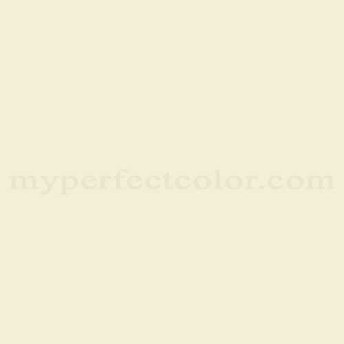 Match of Pittsburgh Paints™ 112-1 Capri Cream *