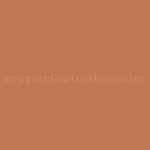 Match of Pittsburgh Paints™ 225-6 Brown Clay *