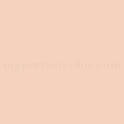 Match of Pittsburgh Paints™ 223-2 Budding Peach *