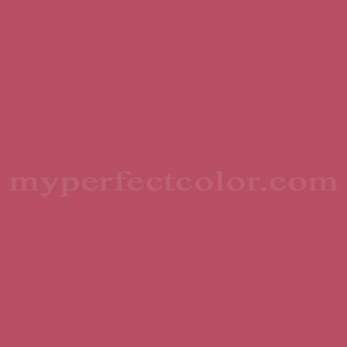 Match of Pittsburgh Paints™ 235-6 Bunchberry *