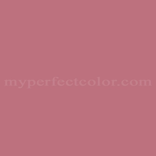 Match of Pittsburgh Paints™ 336-5 Briar Rose *
