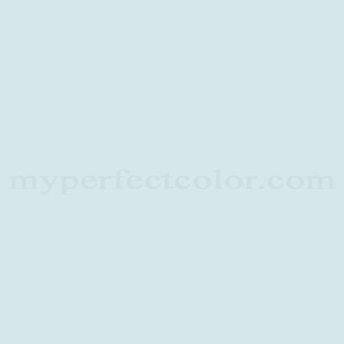 Match of Pittsburgh Paints™ 251-1 Bridal Blue *
