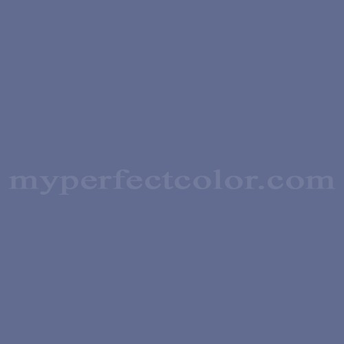 Match of Pittsburgh Paints™ 345-6 Wild Wisteria *