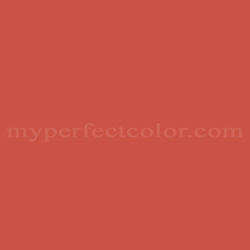 Match of Pittsburgh Paints™ 131-6 Wet Coral *