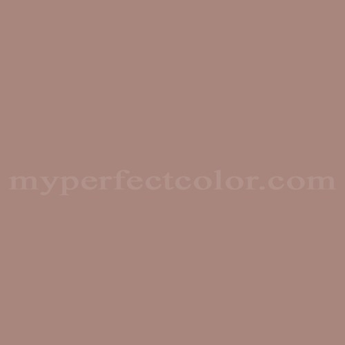 Match of Pittsburgh Paints™ 430-5 Bedford Brown *