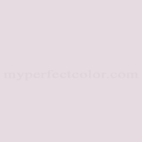 Match of Pittsburgh Paints™ 340-1 Violet Vapor *