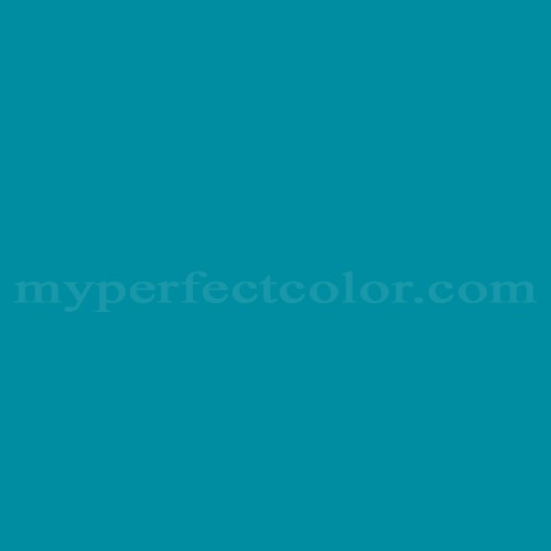 Match of Pittsburgh Paints™ 253-6 Atlantic Blue *