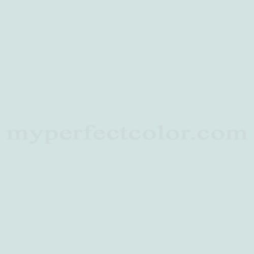 Match of Pittsburgh Paints™ 355-2 Aqua Frost *