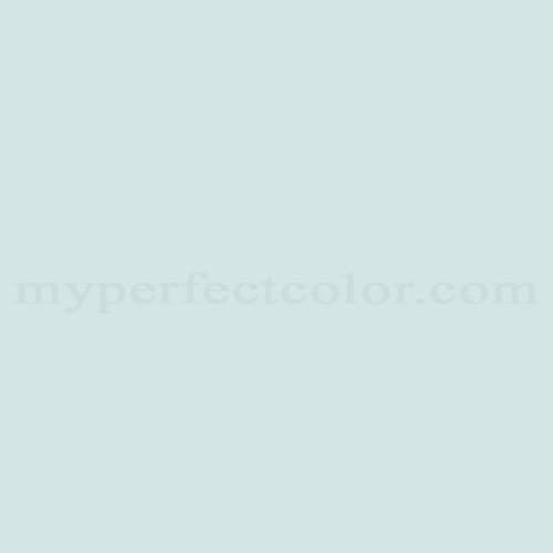 Match of Pittsburgh Paints™ 354-1 Aqua Sparkle *