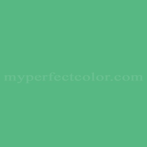 Match of PPG Pittsburgh Paints™ 105-5 Aragon Green *