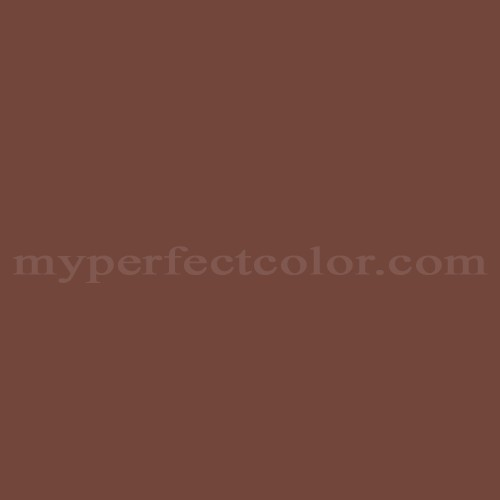 Match of Pittsburgh Paints™ 429-7 Antique Mahogany *