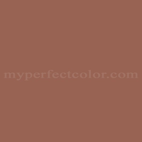 Match of Pittsburgh Paints™ 428-6 Apple Brown Betty *