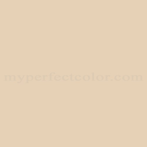 Match of Pittsburgh Paints™ 316-3 Almond Brittle *