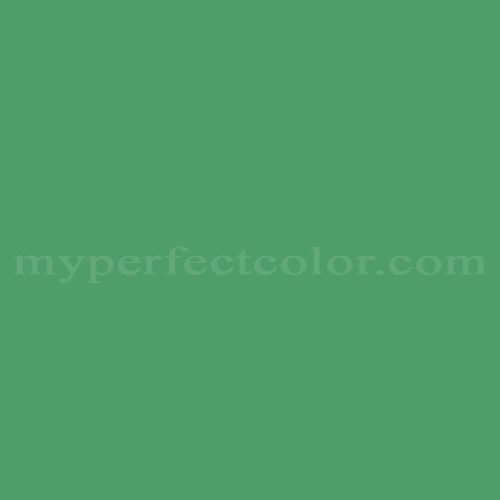 Match of Pittsburgh Paints™ 7401 Safety Green *