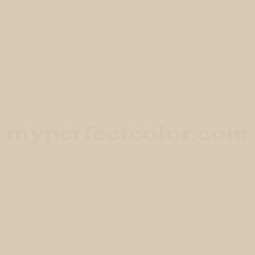 Match of Pittsburgh Paints™ 2566 Colonial Beige *
