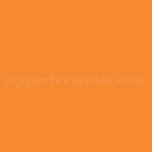 Match of Pratt and Lambert™ 1836 Carrot *