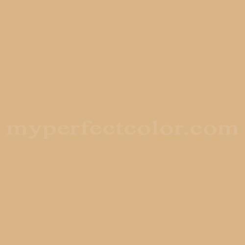 Color Match Of Pratt And Lambert 2109 Maple Sugar