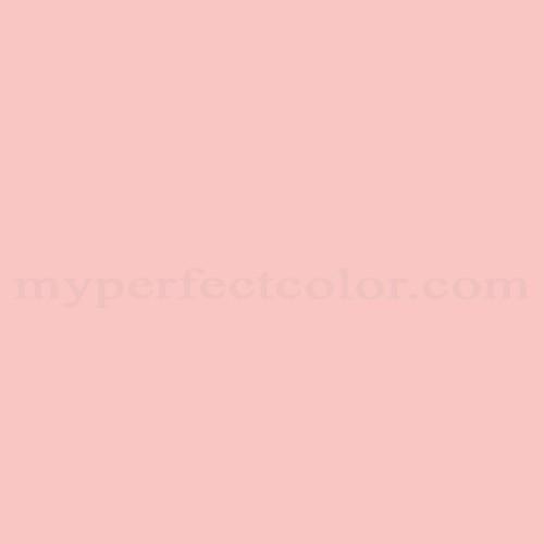 Match of Pratt and Lambert™ 1018 Fresh Pink *