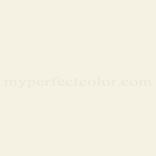 Match of Porter Paints™ 6919-1 White Olive *