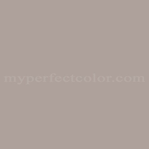Color Match Of Porter Paints 6669 2 Warm Taupe