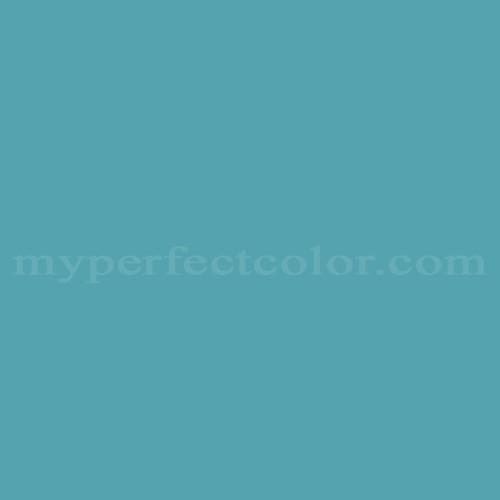 Match of Porter Paints™ 16244-2 Wave Blue *