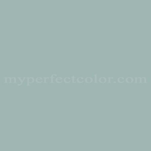 Match of Porter Paints™ 16388-2 Weathered Aqua *