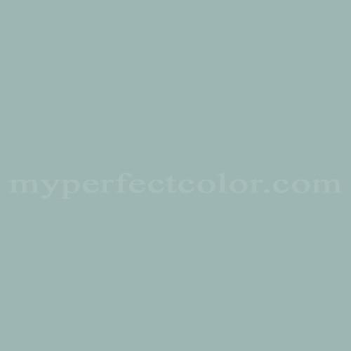 Match of Porter Paints™ 7053-2 Weathered Aqua *